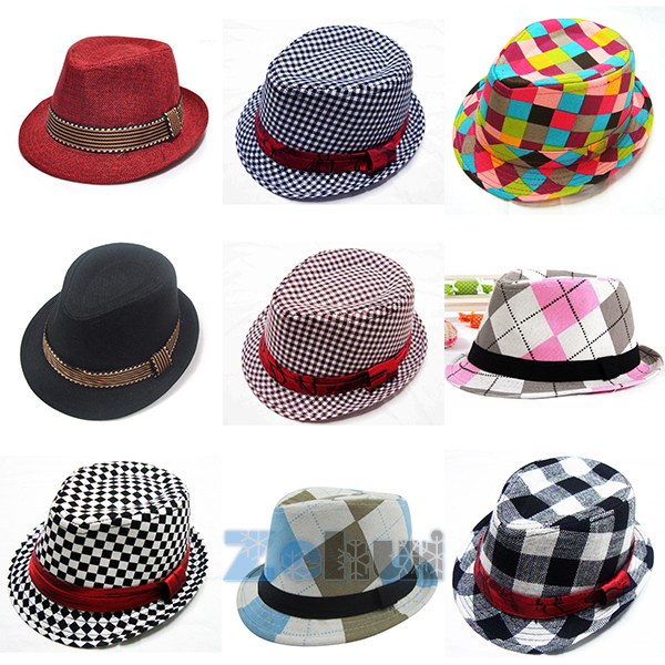 New Fashion Jazz Toddler Kids Baby Boy Girl Cap Cool Photography Fedora Hat Top For Free Shipping(China (Mainland))