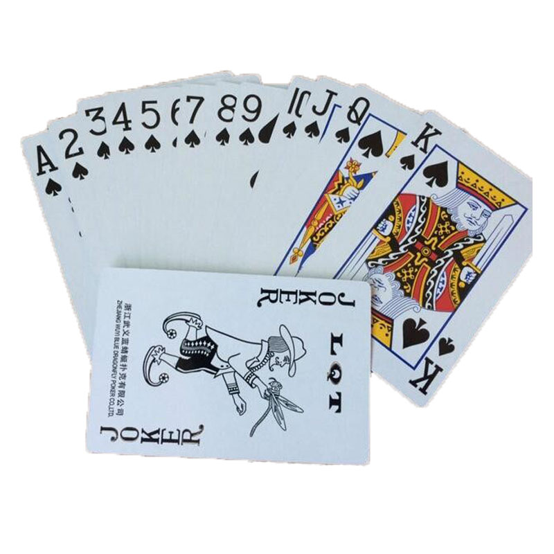 Free Lovely Poker Interesting Playing Cards Game Outside Outdoor Creative Travel Entertainment Poker P-101(China (Mainland))