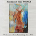 100 Hand Paintd Nude Sexy Oil Painting On Canvas Modern Abstract Figure Paintings Hang Pictures Home