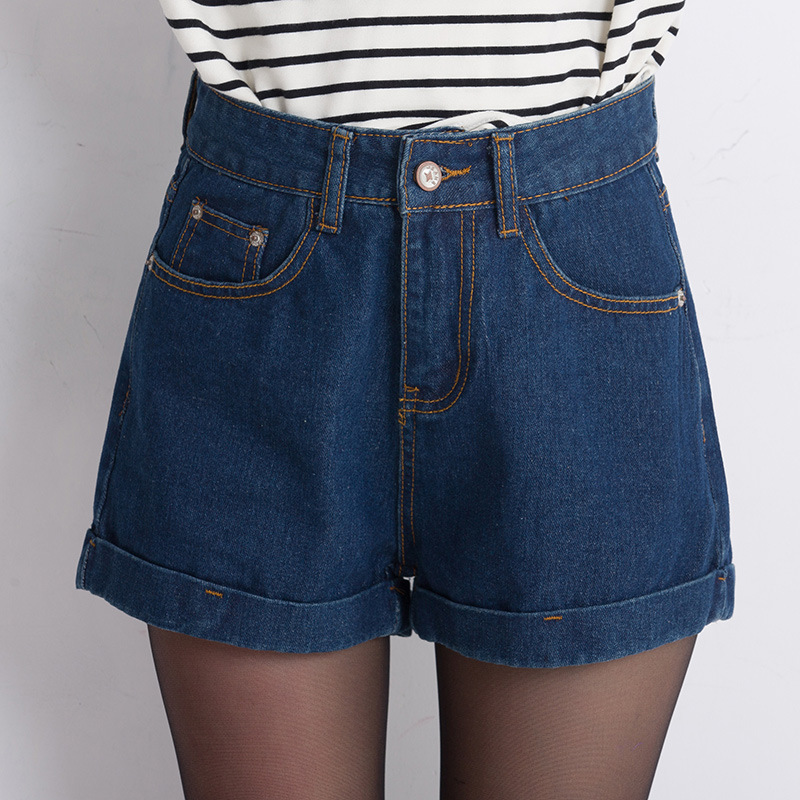 Check out our high-waisted shorts that are perfect for pairing with crop tops, bandeaus and flowy, boho blouses alike. These retro-inspired styles have been in for a while now, but we just can't get enough of their waist-cinching effects and cute, sassy vibe.