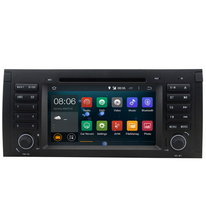 hd 1024x600 capacitive touch screen android 5 1 system car. Black Bedroom Furniture Sets. Home Design Ideas
