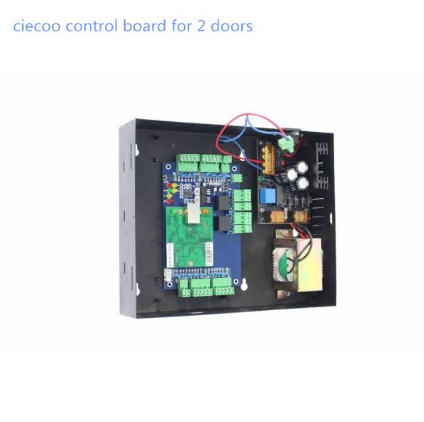 Door Locks Double Control System Access Control Board for Security with Double Directions Employees Control Attendance Records