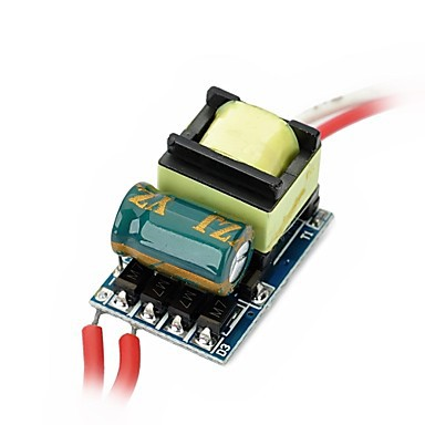DIY Constant Current LED Driver 4-5W 300MA AC85-265V To DC12V-18V<br><br>Aliexpress