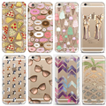 Hot Selling Slim Transparent Soft Silicone TPU Phone Case Shell Cover For Apple iPhone 5S 5C