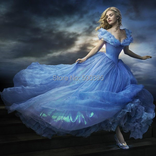 dress bird Picture - More Detailed Picture about Cinderella Dress ...