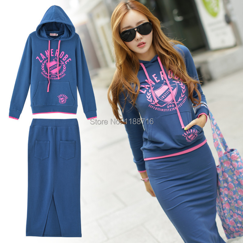 2015 new spring clothing set sweatshirt suit women's sports suits sport women hoodies hoodie 2014 - Beautiful sexy store