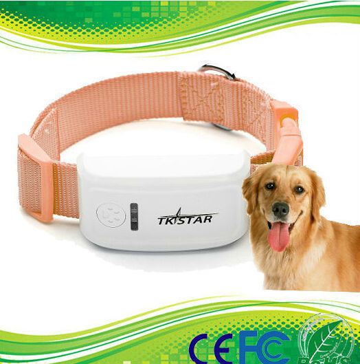 Hot Selling Personal, tracker gps pet dog cat mini gps tracking device with animal collar/belt(China (Mainland))