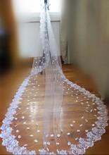 Perfect 2016 Wedding Veils Zipper Sleeveless Tulle Sweetheart Court Train Appliques Beading Bridal Gown vestidos de noiva(China (Mainland))