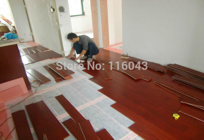 1 Square meter floor Heating film + 2 Clamps, AC220V far infrared heating film 50cm x 2m electric heater for room