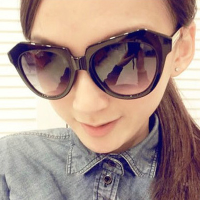 Vintage sunglasses 2013 sunglasses star style big box sun glasses