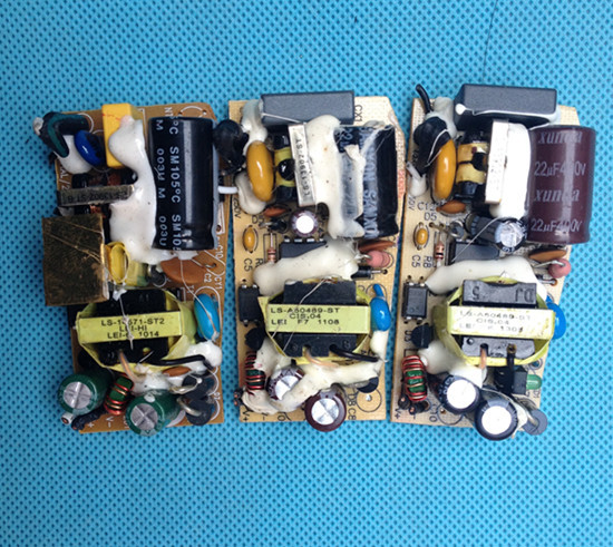Original LEI 12V1.2A bare board switching power supply circuit board can load 1.5a IC program Collectibles(China (Mainland))
