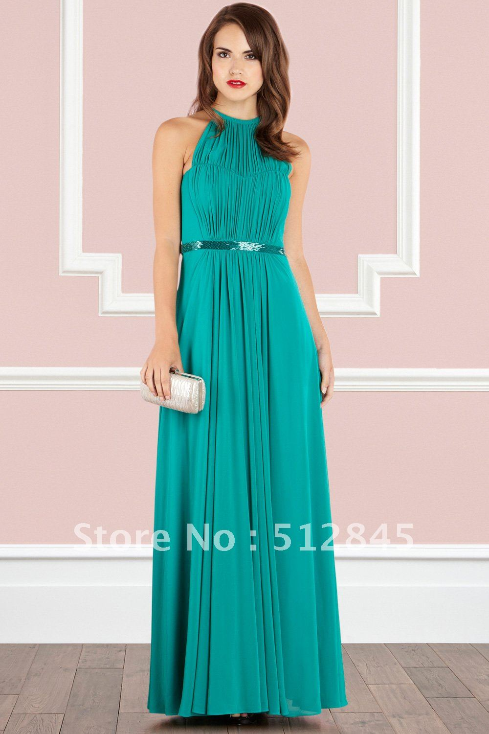 Jade Colored Bridesmaid Dresses - Wedding Dress Ideas