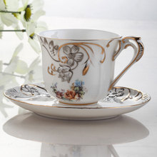 2014 coffee cup set British style Coffee Set European Coffee cup set the living room essential