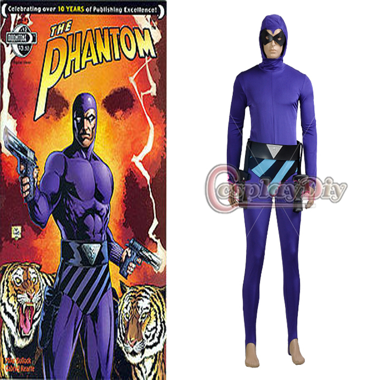 Custom Made Marvel Comics Phantom Costume Adult Mens Halloween Anime Cosplay CostumeОдежда и ак�е��уары<br><br><br>Aliexpress