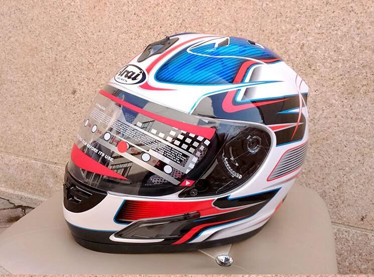 2015 Arai helmet Rx7 - Japan's top RR5 pedro motorcycle helmet racing helmet full face capacete motorcycle(China (Mainland))