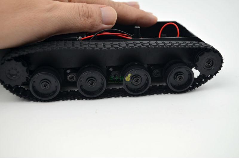 Robot chassis diy robot parts kits tankbot - Desktop Mechine store