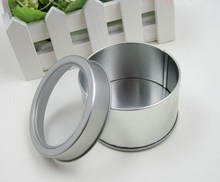 20pcs/lot round Tin gift Storage Can, Metal cans favors gift container Boxes