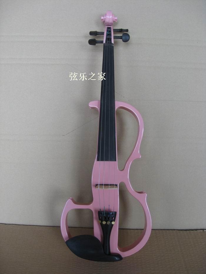 Pink electronic violin electric violin electric violin<br><br>Aliexpress