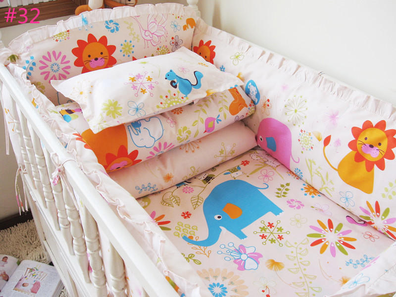 Free Shipping by EMS and Fast Delivery+Good Quality+Attractive Price Girl Crib Bedding,Multifunctional Beautiful Girl Bed Sets<br><br>Aliexpress