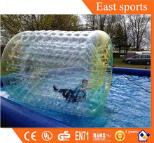 Inflatable floating island High quality inflatable water roller(China (Mainland))