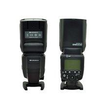 Buy SHANNY SN600N on-camera speedlite flashgun flash Nikon i-TTL/M/RPT High-speed sync 1/8000s GN60 for $92.00 in AliExpress store