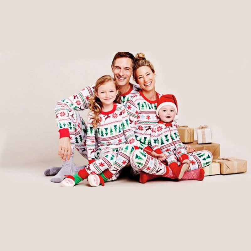 Online Buy Wholesale matching clothes family pyjama from China ...