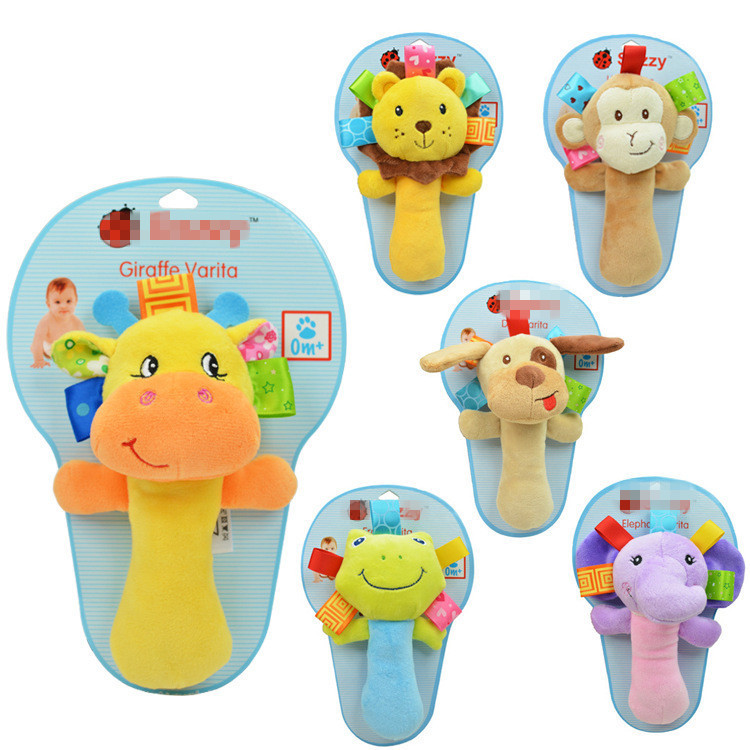 Toys For 0 12 Months : Aliexpress buy baby toys for months soft animal