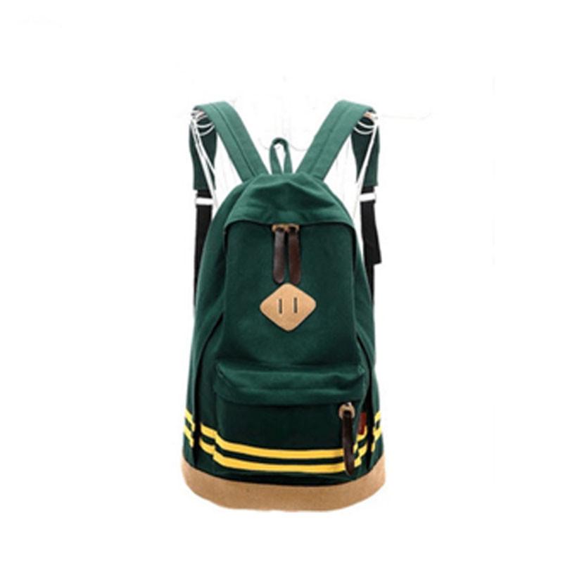 New Hot Girl Women Cute Pig Nose Backpack Student School Bag Canvas bag Travel Rucksack Korean(China (Mainland))