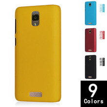 9 Colors Lenovo S660 Plastic Case High Quality Frosted Back Cover For Lenovo S 660 Cover Case