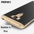 Xiaomi Redmi 4 pro case 5 0 MOFi original silicon case Redmi 4 pro cover TPU