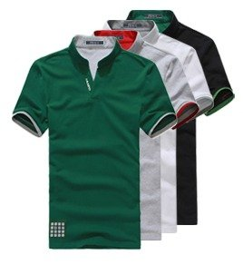 2013 hot sale causal slim fit men s polo shirt short for Best polo t shirts for men