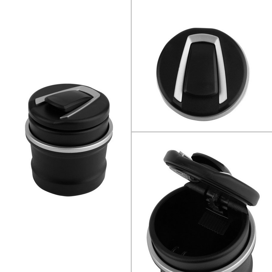 car Ash Tray Ashtray Storage Cup With LED for BMW 1 3 4 5 7 Series X1 X3 X5 X6 new arrival(China (Mainland))