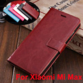 For Xiaomi Mi Max 6 44 Case Hight Quality PU Leather Cover Luxury Flip Leather Cover