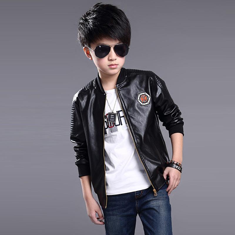 Kids Black Leather Jackets - Best Jacket 2017
