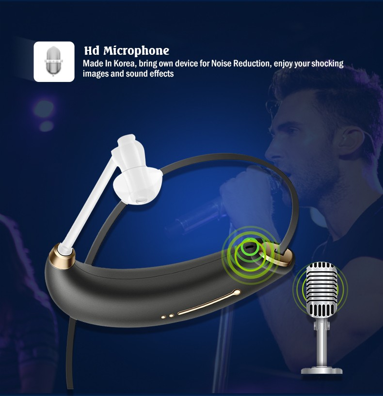 Original AMINY Professional Ear Muff Hearing Protector Double Cell Noise Reduction Sport Bluetooth Headphone Bluetooth Earbuds