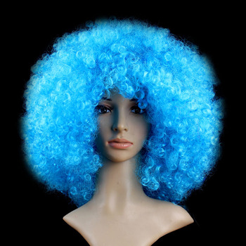 Cosplay Afro Wig for Halloween