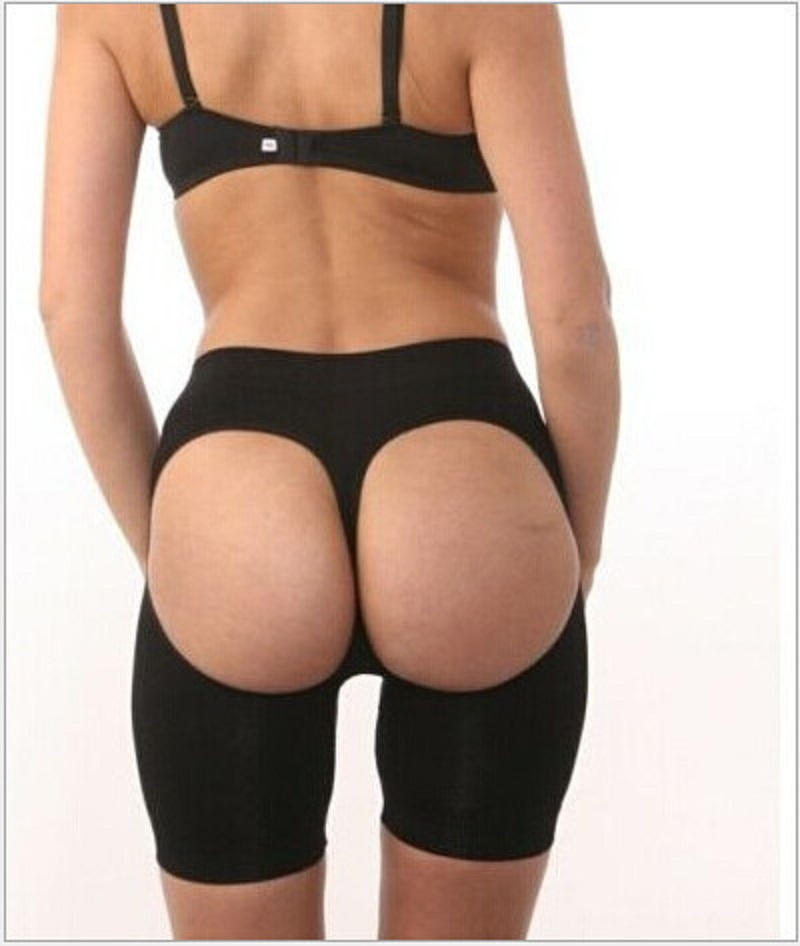 As seen on tv 2016 body shapers pants women butt lifter trainer lift butt and hip enhancer panty control panties underwear(China (Mainland))