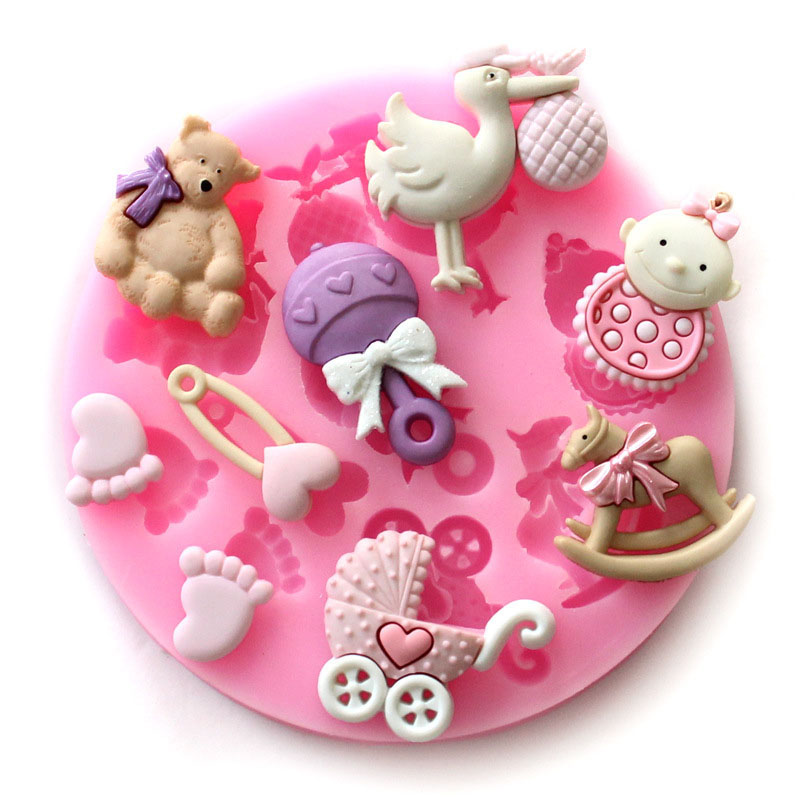 fondant mold cake tools kitchen supplies cooking decorating in baking