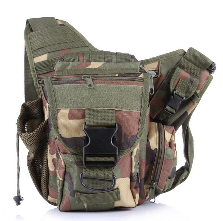 camera BaoJun fan tactical saddle bag purse outdoor leisure mountaineering bag, multi-function one shoulder backpack - Sports Monopoly store