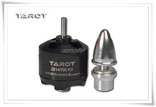 Tarot 700KV motor TL68B18 Multi-axis Brushless 2814 Motor Black Tarot Multirotor Spare Parts FreeTrack Shipping