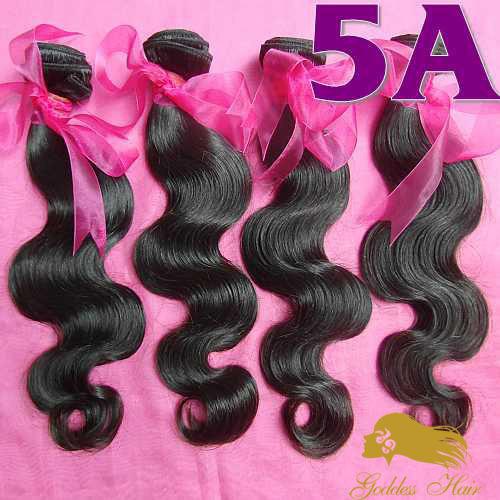 5A (NO SHEDDING,NO TANGLE)100% VIRGIN MONGOLIAN BODY WAVE HAIR 12-28''/PIECE,100g/bundle,300g=3 bundles, free shipping