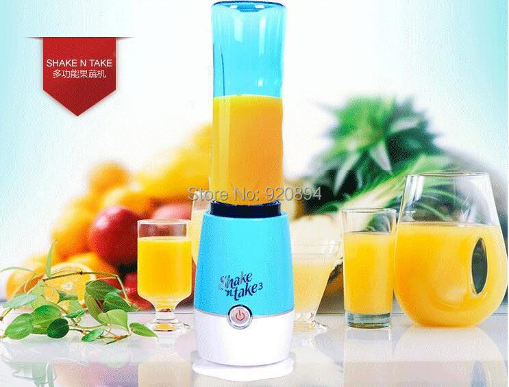 Slow Juicer Orange : New portable slow Juicer Multifunctional Fruit blender automatic orange juicer extractor Mixer ...