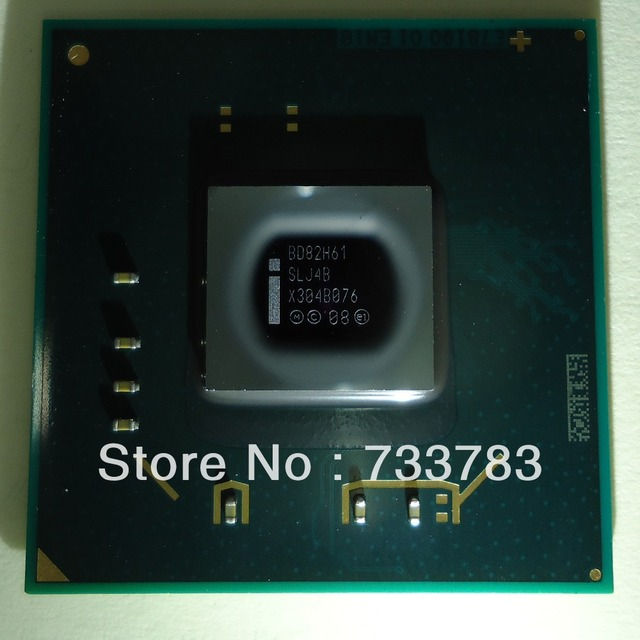 BD82H61  integrated chipset 100% new, Lead-free solder ball, Ensure that new and original, not refurbished or teardown