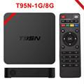 Android TV Box T95N Mini MX Android 5 1 TV Box Amlogic S905 Quad Core 2