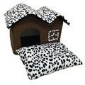 3 Colors Portable Folding Pet Tent Playpen <font><b>Dog</b></font> Cat Fence Puppy Kennel Easy Operation Folding Exercise Play In House Or Outdoor