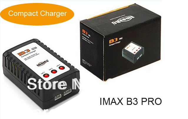 RC parts IMAX  B3AC Compact Charger Max Charge Current 3*800mA LIPO 220V  Free shipping<br><br>Aliexpress