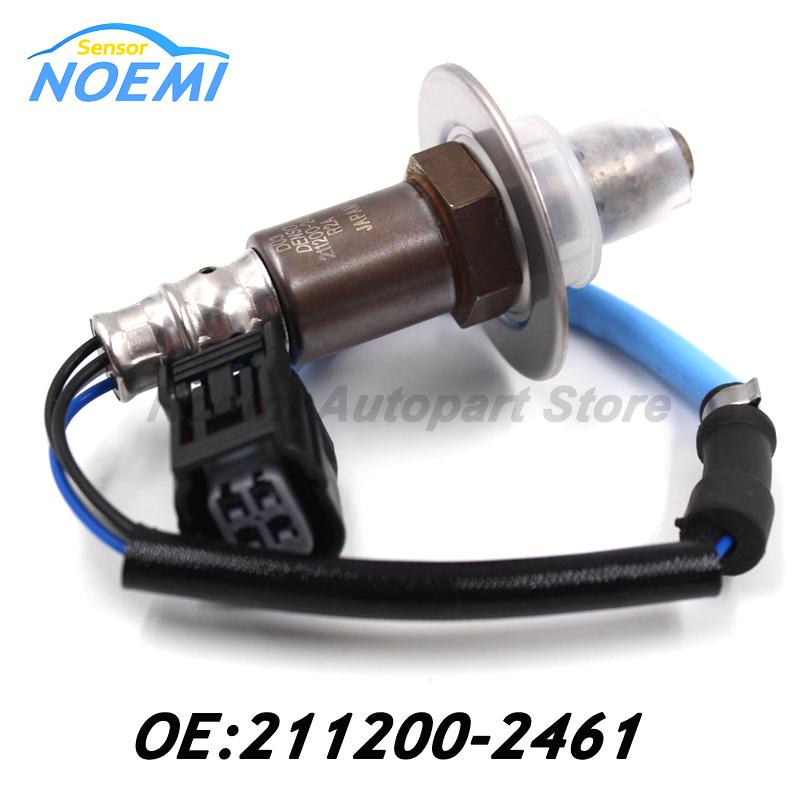 100% Original Car Oxygen Sensor Lambda Sensor Air Fuel Ratio Sensor For CRV 211200-2461 36531-RZA-003(China (Mainland))