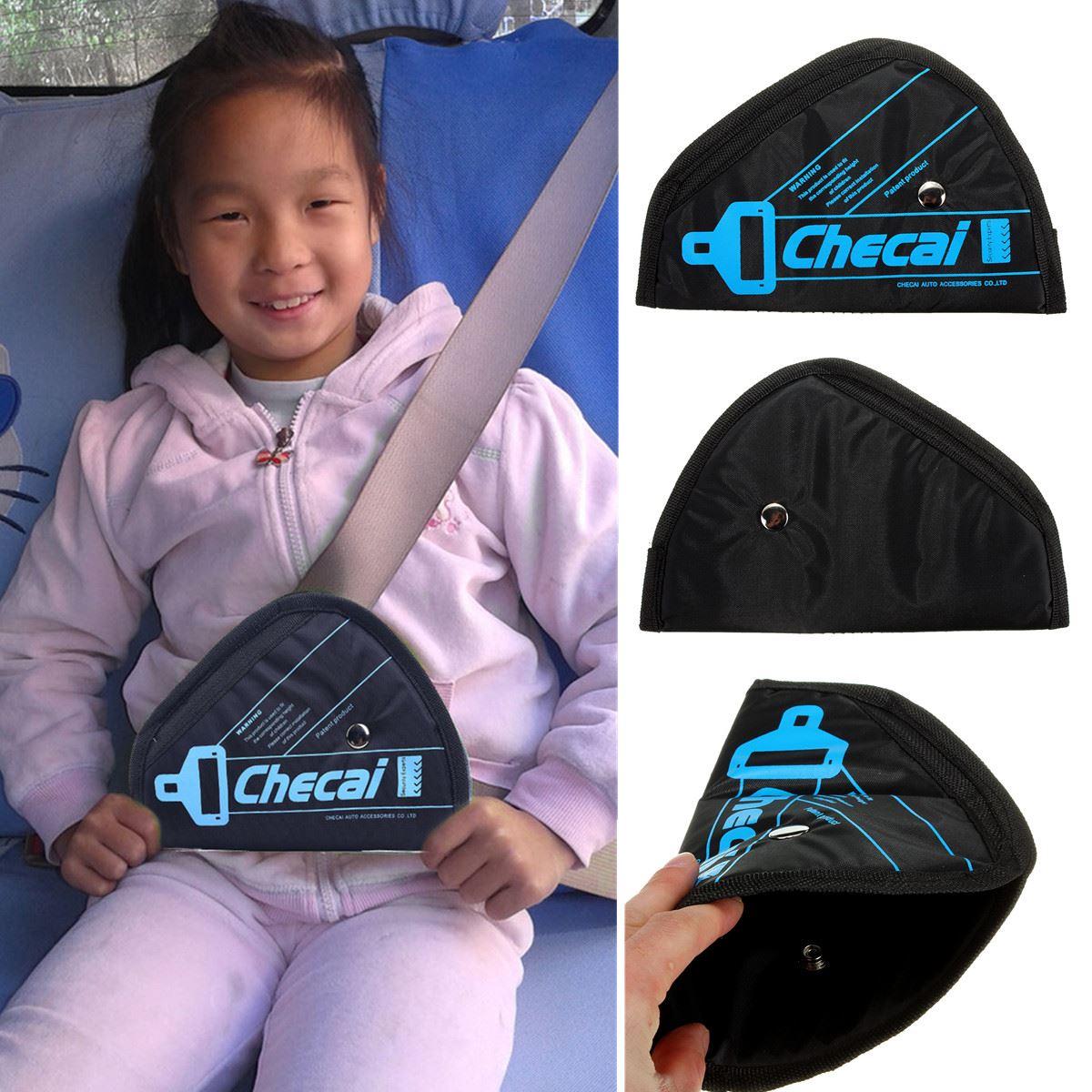 Modern Design Black Secured Beauty Fit Child Adult Parts Protecting Adjuster Toddlers Car Safety Seat Belt Kids(China (Mainland))