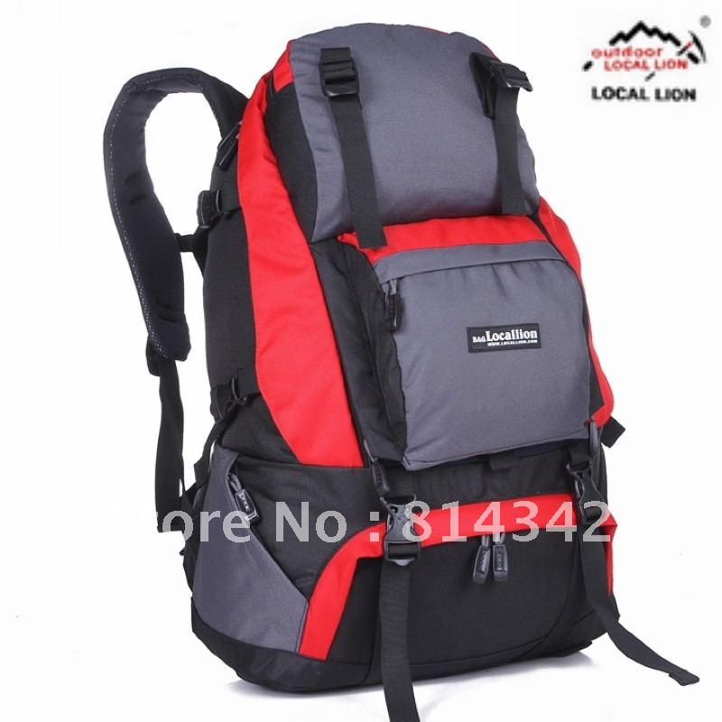 Freeshipping 40l outdoor mountaineering bag backpack 062 camping 52*33*25cm - China Fu Trade store