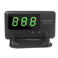 Universal Car HUD GPS Speedometer Head UP Display Digital Car Speedometer Overspeed Alarm Windshield Project For